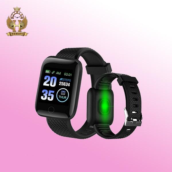 قیمت ساعت هوشمند مدل 2021 SMART WATCH 116 PLUS