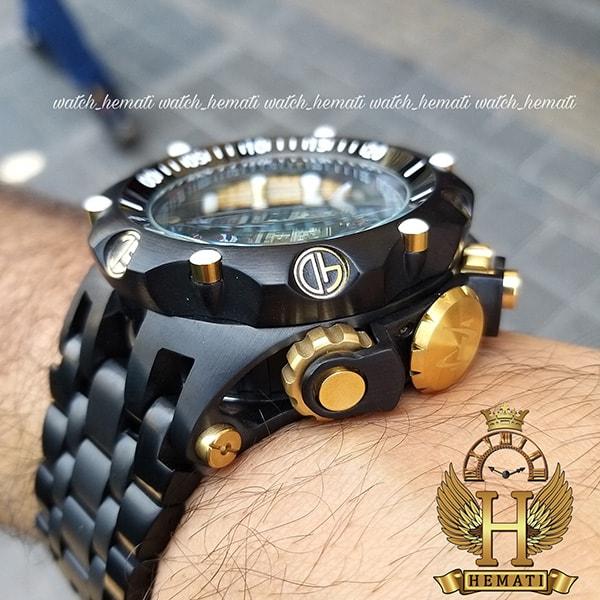 ساعت مردانه Venom 16805 از نمای کناری