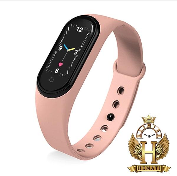 مشخصات دستبند سلامت SMART BERACELET M5 2020 صورتی