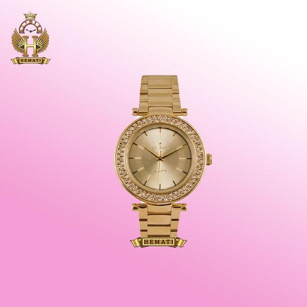 ساعت کلبرت زنانه مدل 014L به رنگ تمام طلایی