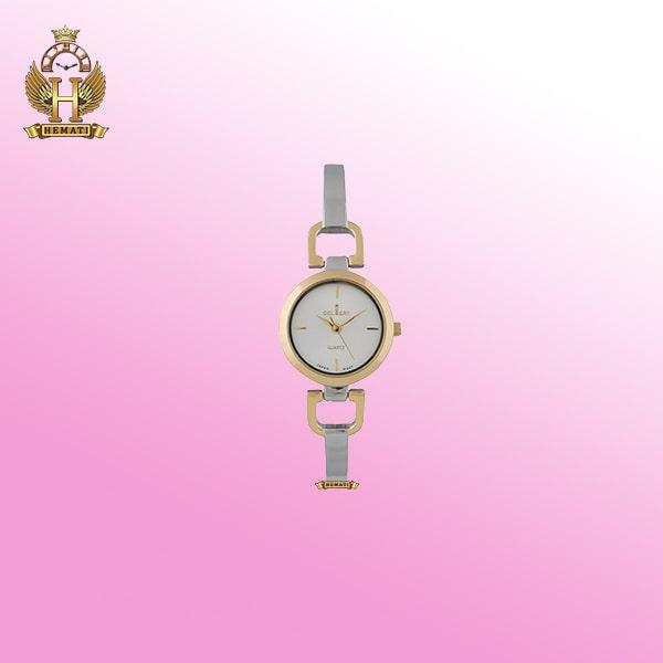 ساعت مچی زنانه کلبرت مدل COLBERT 021L نقره ای طلایی