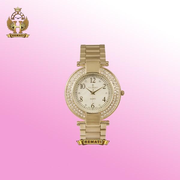 ساعت کلبرت زنانه مدل 038L به رنگ طلایی