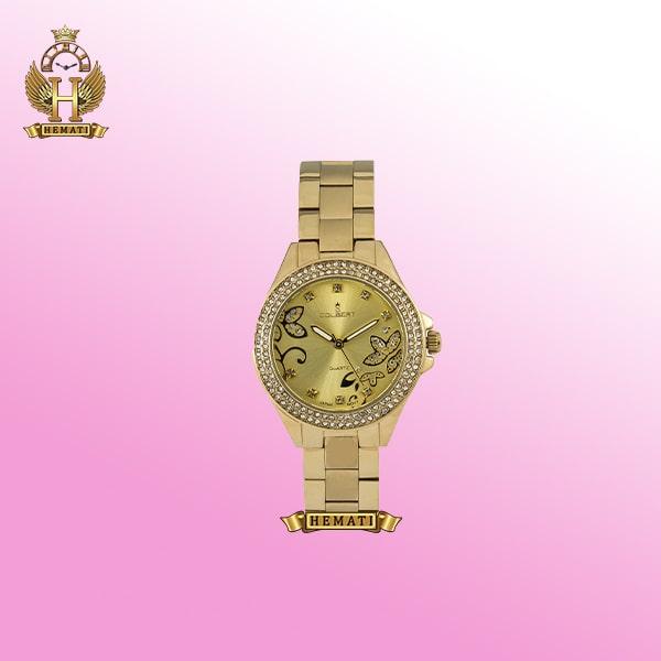ساعت کلبرت زنانه مدل Colbert 066L طلایی