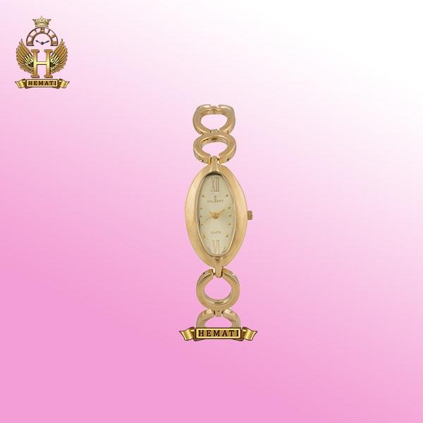 ساعت مچی کولبرت زنانه 089L طلایی
