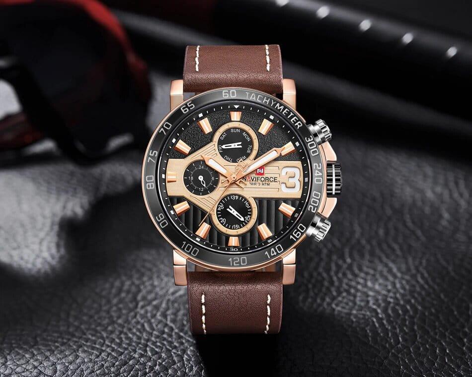 ساعت مردانه NF9137M