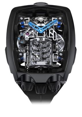 ساعت سوپرلوکس Bugatti Chiron Tourbillon