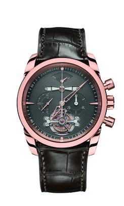 ساعت لاکچری گران قیمت Tonda Graphe Tourbillon