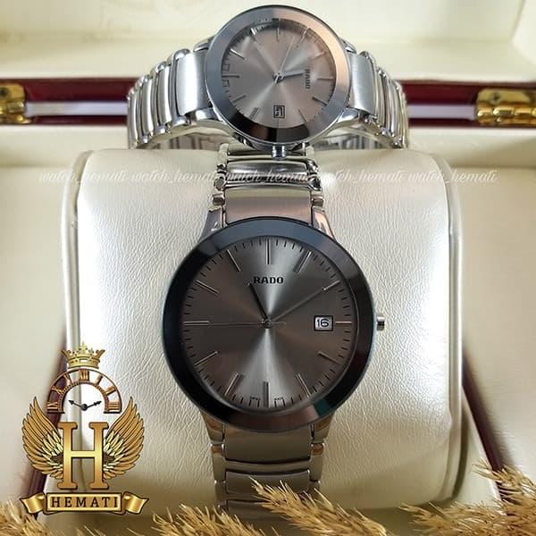 خرید ، قیمت ، مشخصات ساعت ست رادو دیا استار Rado Diastar RDST105 نقره ای
