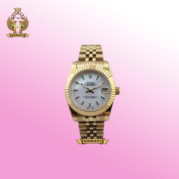 خرید ساعت زنانه رولکس دیت جاست Rolex Datejust 313 طلایی