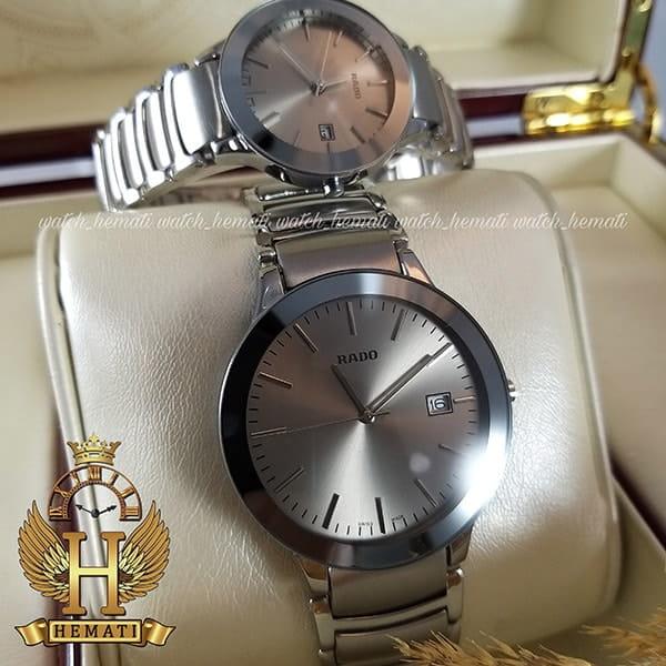 خرید ارزان ساعت ست رادو دیا استار Rado Diastar RDST105 نقره ای