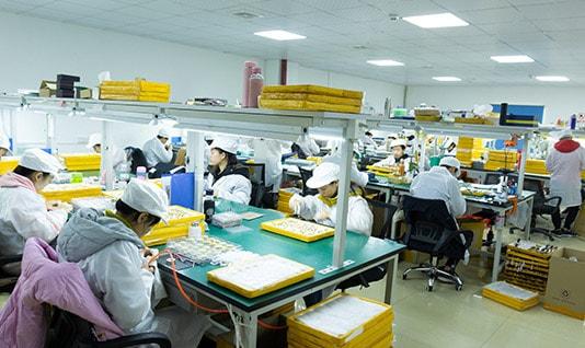 تصاویری از کارخانه