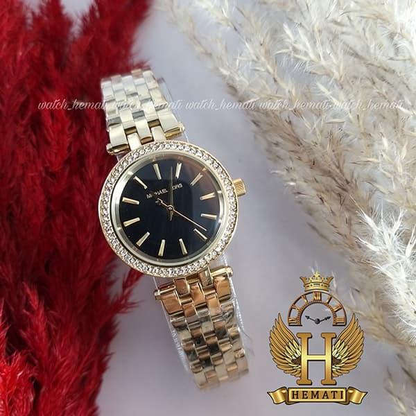 خرید ، قیمت ، مشخصات ساعت زنانه مایکل کورس MK3295 طلایی