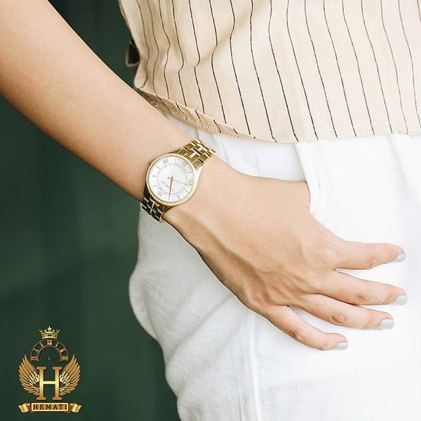 مشخصات ساعت مچی زنانه مایکل کورس michael kors mk3899 طلایی