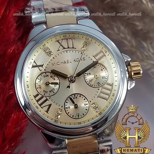 خرید آنلاین ساعت زنانه مایکل کورس MK5760 نقره ای-طلایی
