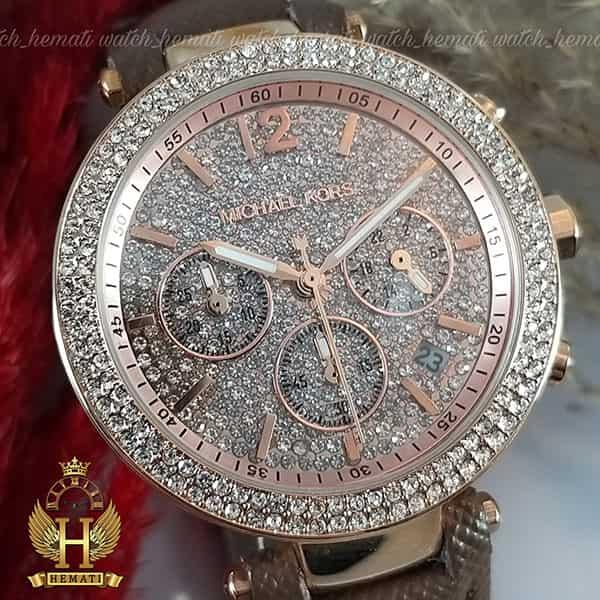 خرید اینترنتی ساعت مچی زنانه مایکل کورس MK5857 نگین دار