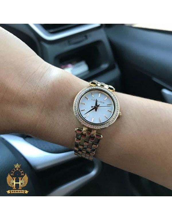 خرید ساعت مچی زنانه مایکل کورس Michael Kors 3325 طلایی