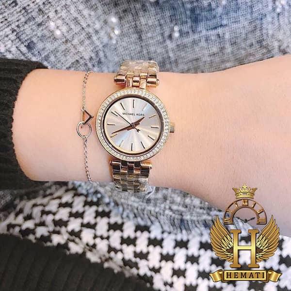 مشخصات ساعت مچی زنانه مایکل کورس Michael Kors 3325 طلایی
