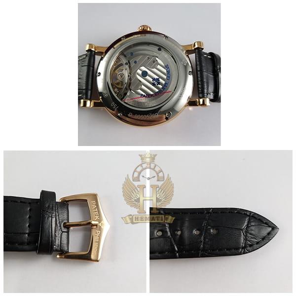 خرید انلاین ساعت مردانه پتک فیلیپ اتوماتیک Patek Philippe PP5052 صفحه اسکلتون طرح اژدها
