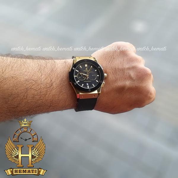 خرید ساعت مچی مردانه هابلوت بیگ بنگ مدل HU3M102 سه موتوره