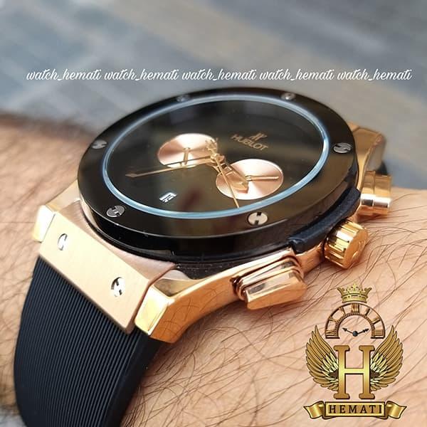 خرید ، قیمت ، مشخصات ساعت مردانه هابلوت Big Bang BB5960 سه موتوره