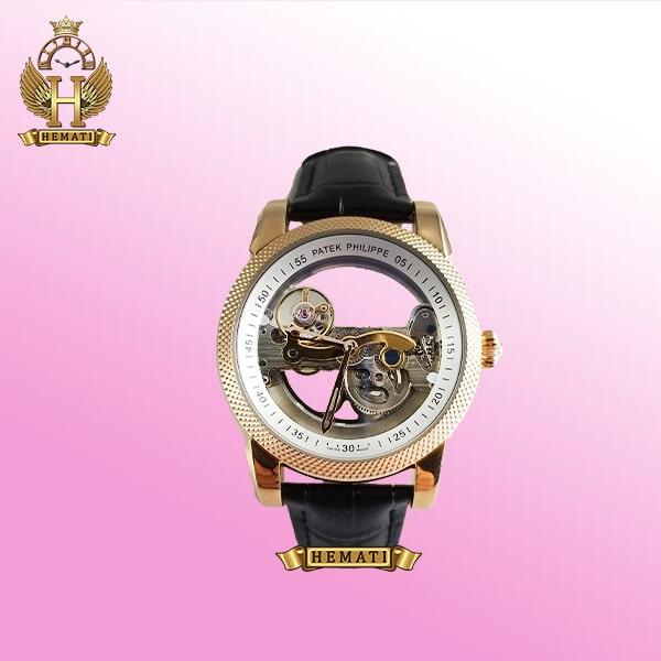 خرید ساعت پتک فیلیپ مردانه PX8515 اتومات صفحه اسکلتون