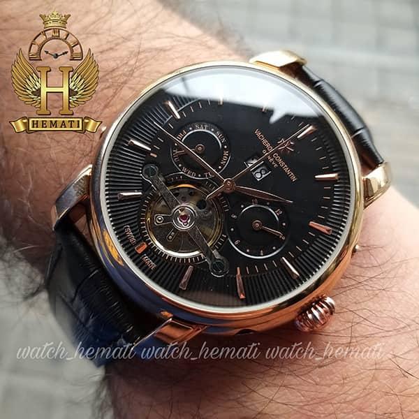 خرید ارزان ساعت مچی مردانه واشرون کنستانتین VACHERON 7998G اتوماتیک