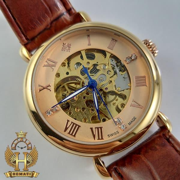 خرید ارزان ساعت مردانه پتک فیلیپ اتوماتیک Patek Philippe PV900 صفحه اسکلتون
