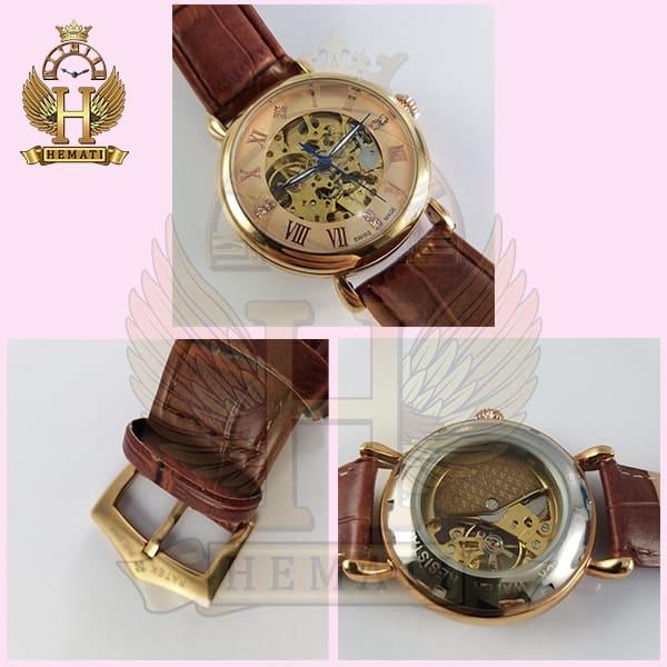 خرید انلاین ساعت مردانه پتک فیلیپ اتوماتیک Patek Philippe PV900 صفحه اسکلتون