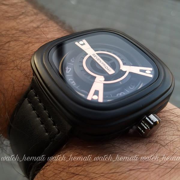 خرید انلاین ساعت سون فرایدی ارزان قیمت در رنگبند بند
