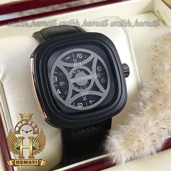 خرید اینترنتی ساعت سون فرایدی کپی ارزان قیمت مدل SF-M201-8714