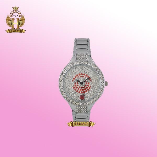 ساعت مچی عقربه ای زنانه کلبرت 010L silver به رنگ نقره ای