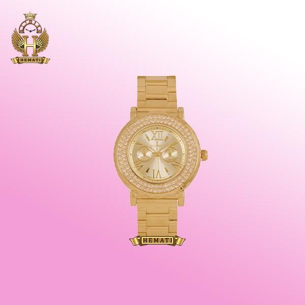 ساعت کلبرت زنانه مدل 018L طلایی رنگ