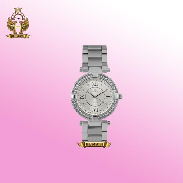ساعت عقربه ای زنانه کولبرت مدل 064L نقره ای