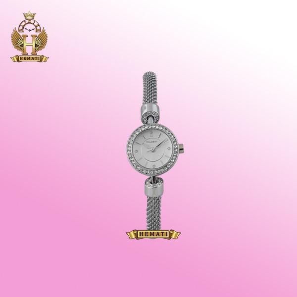 ساعت زنانه کلبرت مدل 099L نقره ای