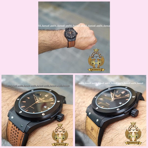 مشخصات ساعت هابلوت مردانه بیگ بنگ Big Bang HU1M101 تک موتوره قاب مشکی