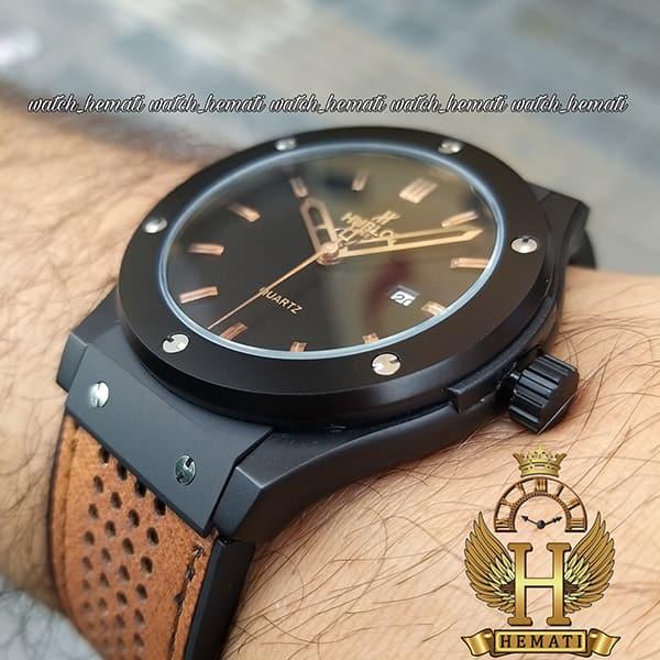 خرید اینترنتی ساعت هابلوت مردانه بیگ بنگ Big Bang HU1M101 تک موتوره قاب مشکی