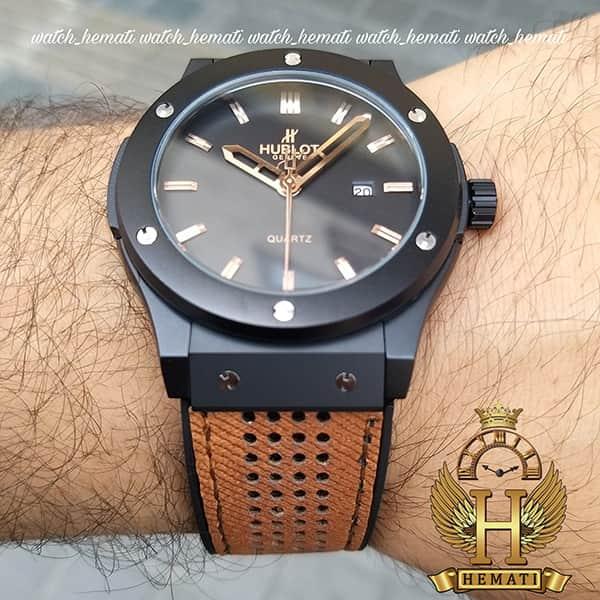 خرید انلاین ساعت هابلوت مردانه بیگ بنگ Big Bang HU1M101 تک موتوره قاب مشکی