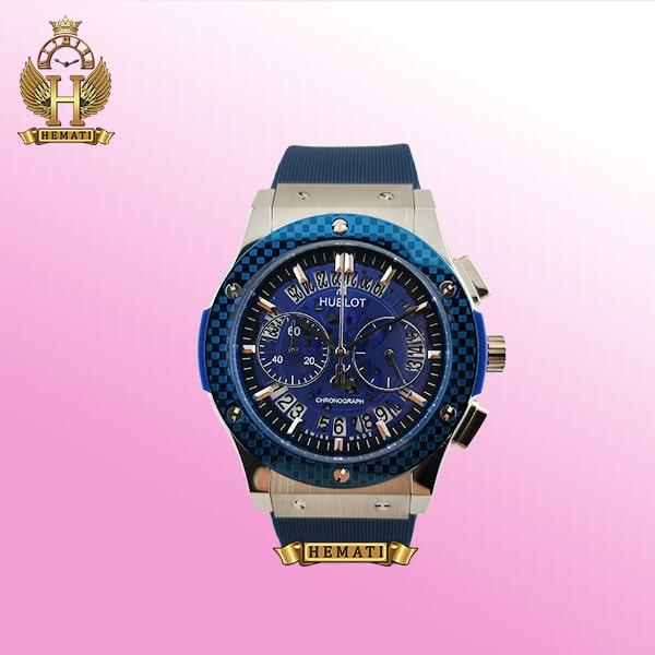 خرید ساعت هابلوت مردانه بیگ بنگ BB4990 سه موتوره صفحه اسکلتون