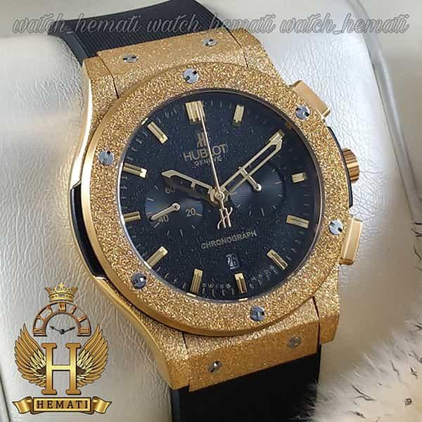 خرید انلاین ساعت مردانه هابلوت مدل HU3MM101 بیگ بنگ دورقاب شنی