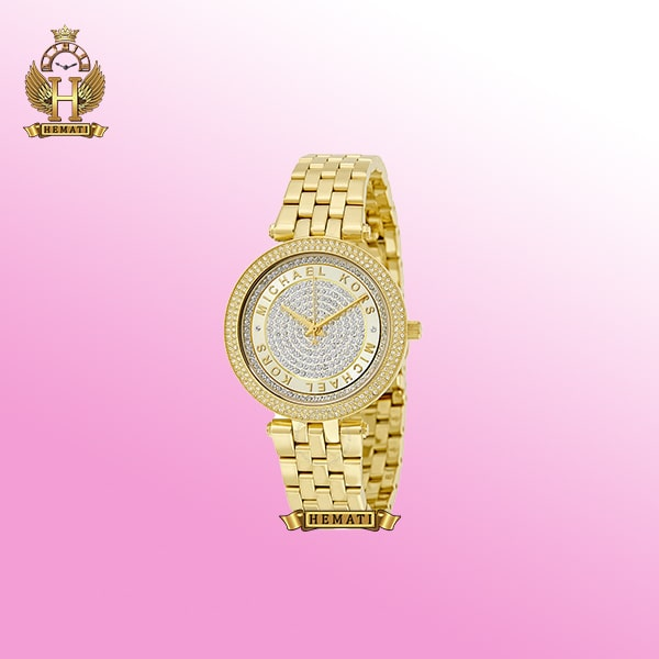 ساعت زنانه Michael Kors MK3445 تمام طلایی