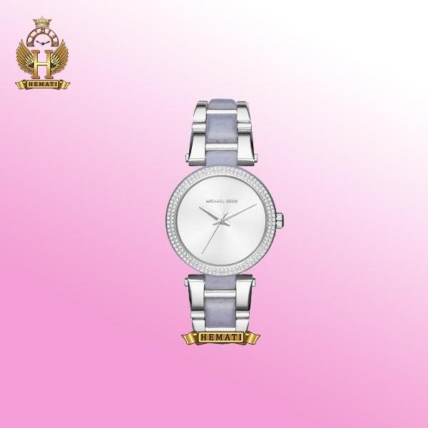 ساعت زنانه مایکل کورس MK4321 نقره ای