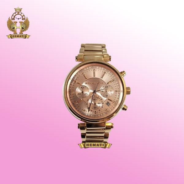ساعت زنانه مایکل کورس مدل MK6226 رزگلد