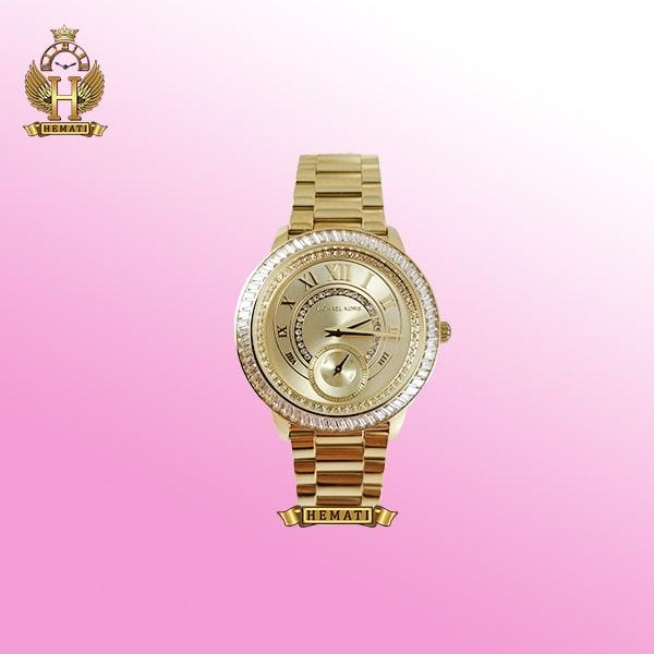 خرید ساعت مچی زنانه مایکل کورس MK6287 طلایی