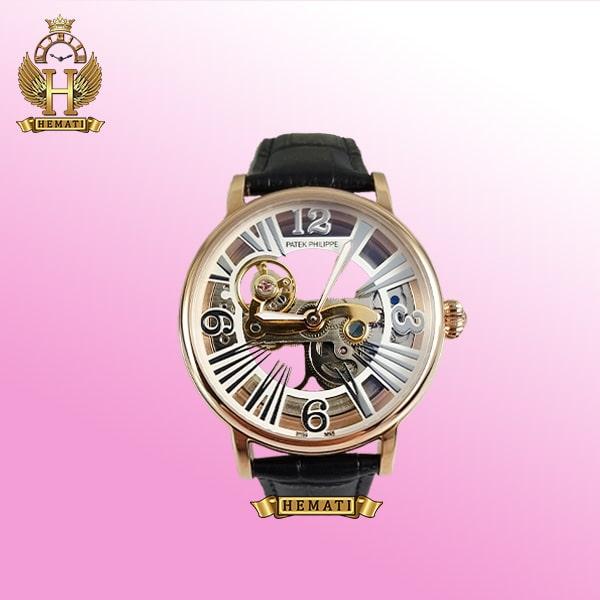 ساعت مردانه پتک فیلیپ مدل PG0999 صفحه اسکلتون