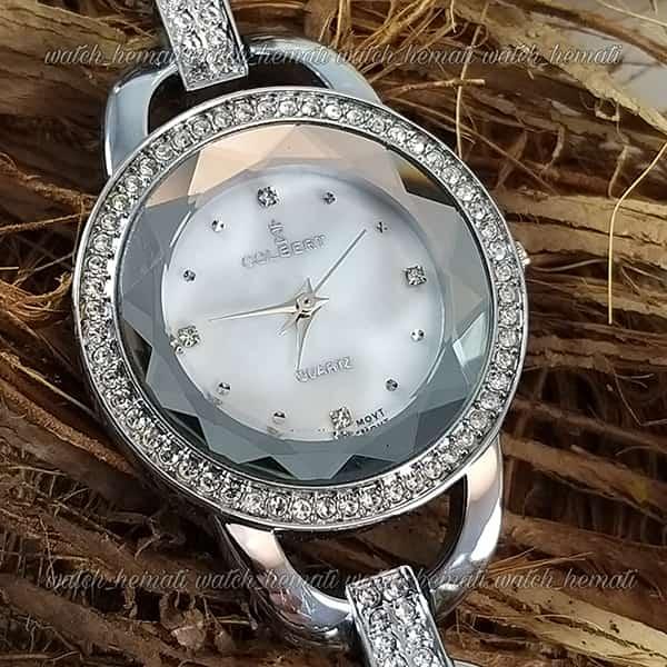 خرید ارزان ساعت زنانه کلبرت مدل COLBERT 029L نقره ای