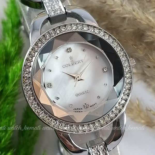 خرید انلاین ساعت زنانه کلبرت مدل COLBERT 029L نقره ای