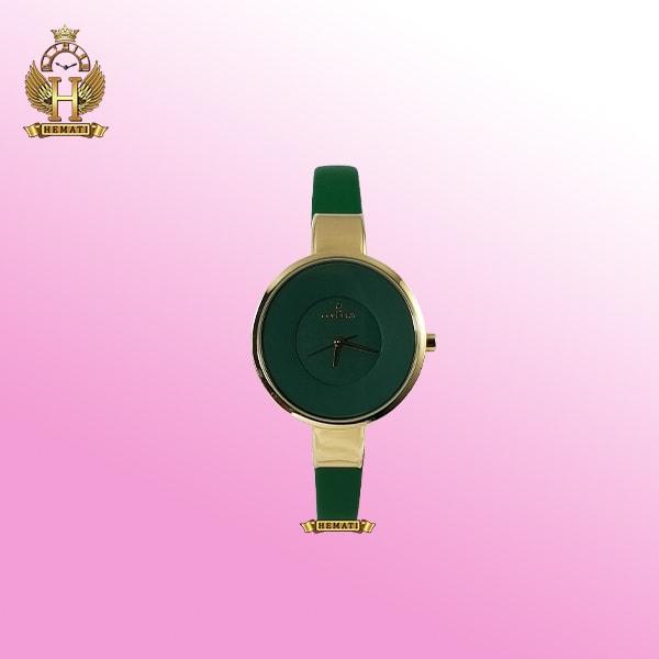 ساعت زنانه کلبرت اورجینال 0140l colbert در رنگبندی متنوع قاب طلایی