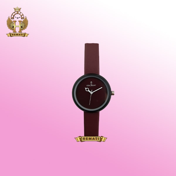 خرید ساعت کلبرت 0160L COLBERT اورجینال در رنگ زرشکی خاص