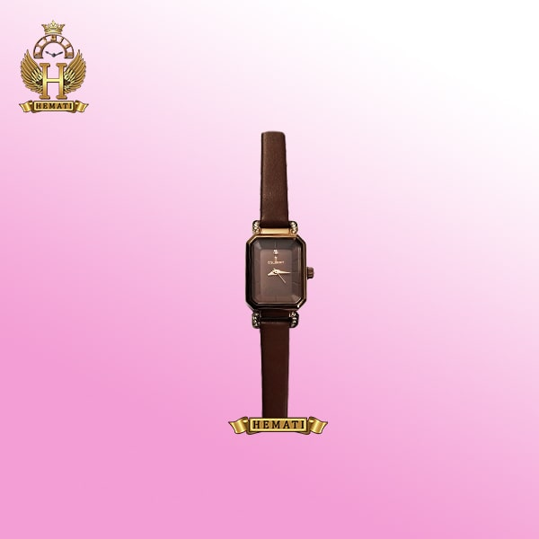خرید ساعت کلبرت 0190L کافی- در انواع مدل های مردانه و زنانه، به صورت اورجینال و با گارانتی و جعبه شیک شرکتی فقط در گالری ساعت همتی