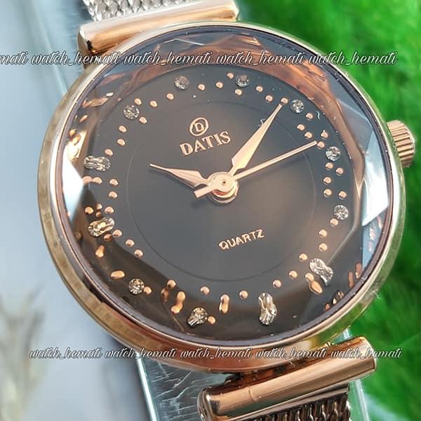 خرید اینترنتی ساعت زنانه داتیس اورجینال DATIS D8273L ساعتزنانه داتیس